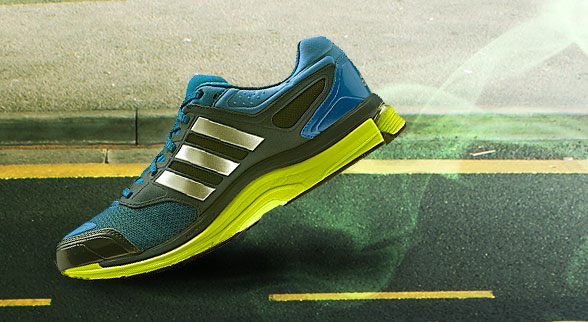 adidas continental running shoe