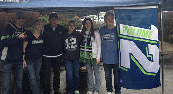 ATD 12th man tailgate