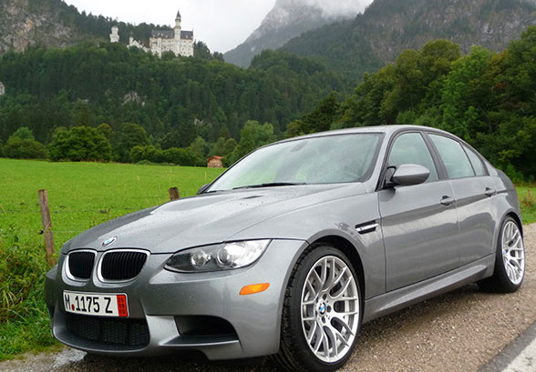 bmw neuschwanstein castle germany