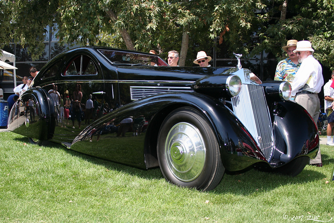 Cars We Love 1925 Rolls Royce Phantom