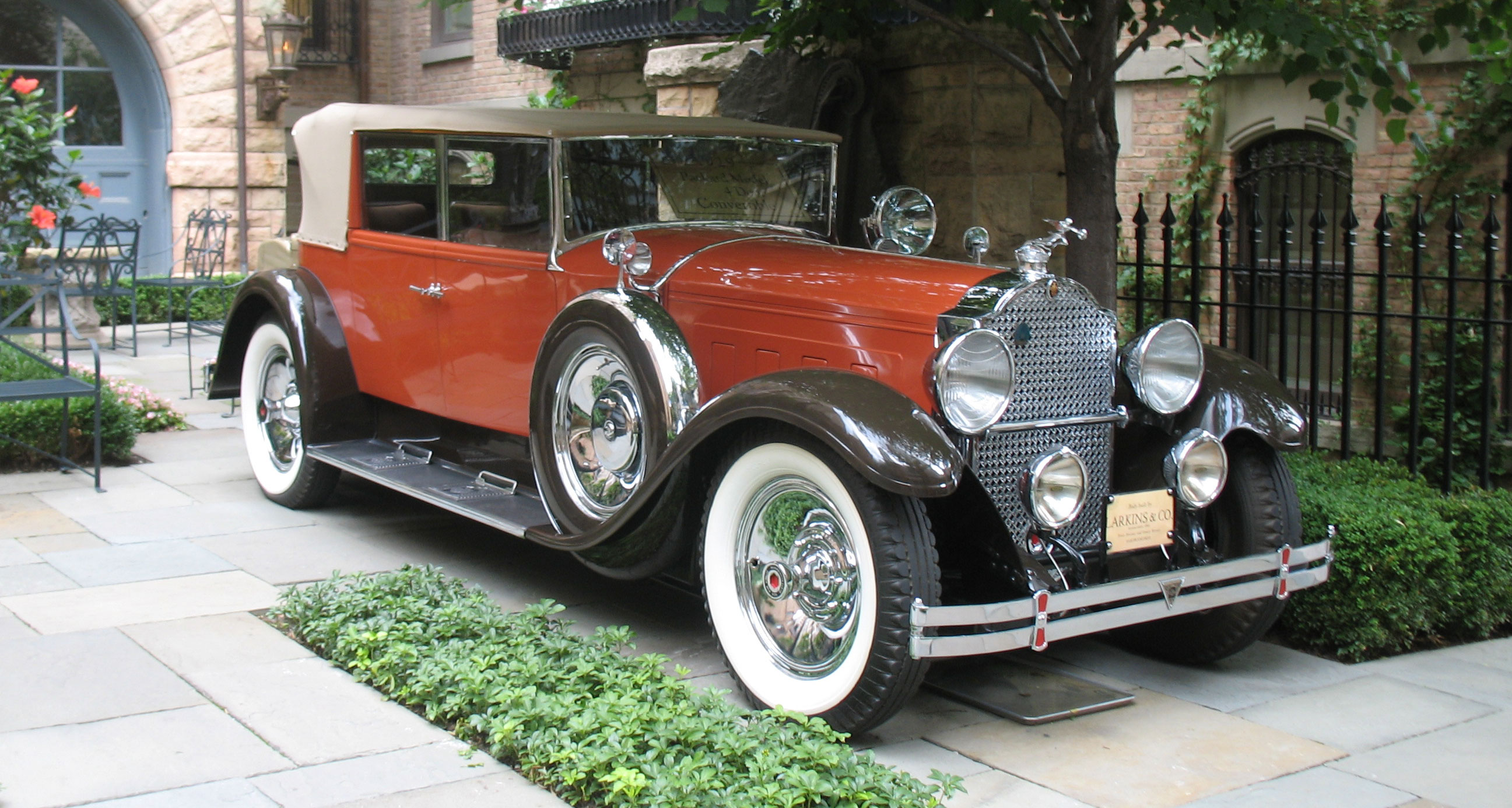 cars we love 1929 packard 640 custom eight runabout