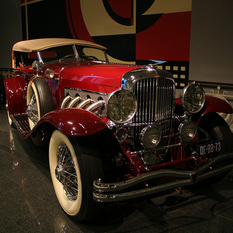 Cars We Love: 1935 Duesenberg Model J Dual Cowl Phaeton