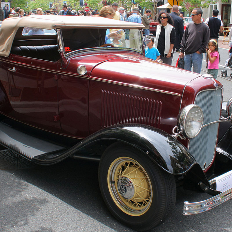 Cars We Love: 1932 Ford Coupe