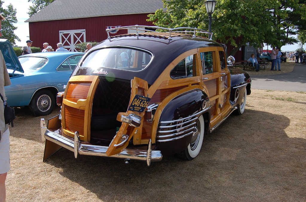 1942 Chrysler Town And Country Station Wagon Tirebuyer Com Blog
