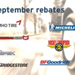 September 2015 rebates at TireBuyer.com