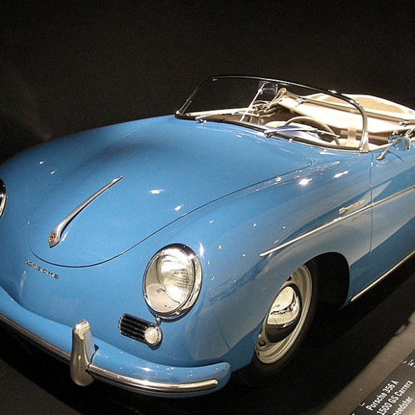 1955 Porsche 356 A 1500 GS Carrera Speedster