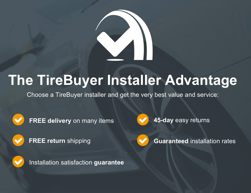 TireBuyer Installer Advantage