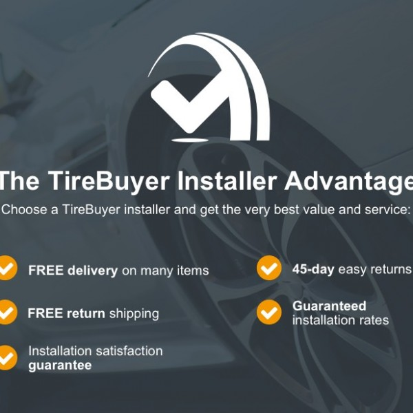 The TireBuyer Installer Advantage