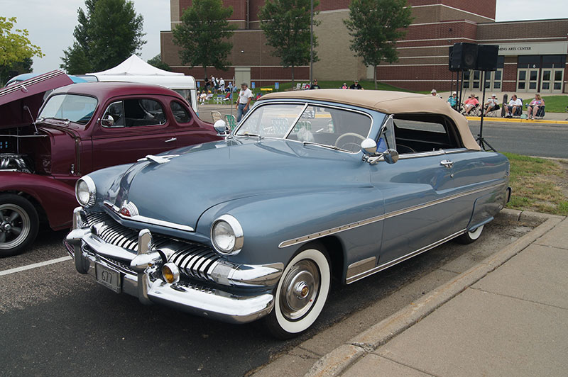 1951 Mercury 8 Tirebuyer Com Blog