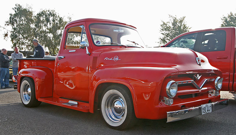 1953-1956 Ford F-100