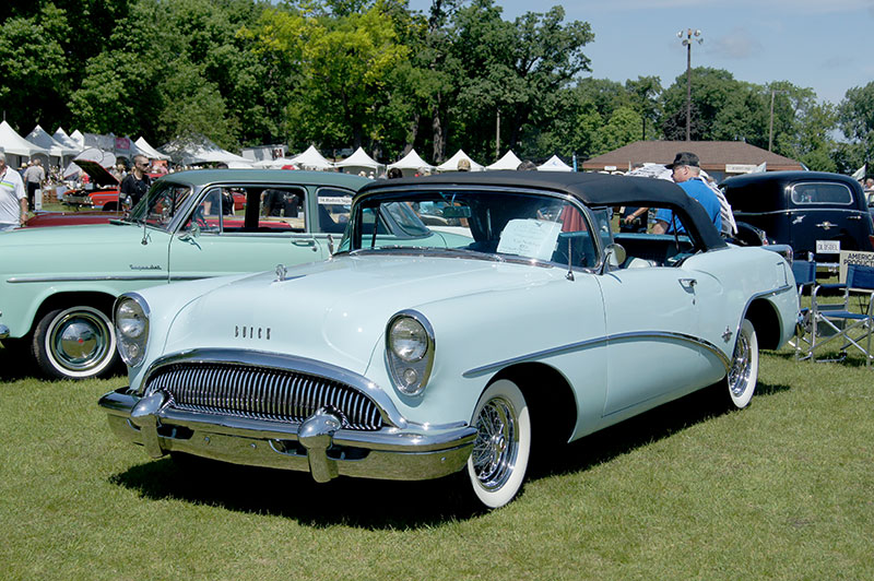 Cars We Love 1954 Buick Skylark Tirebuyer Com Blog