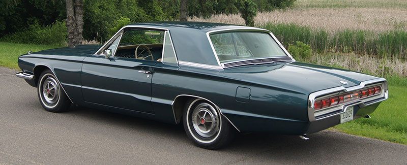 1966 Ford Thunderbird Tirebuyer Com Blog