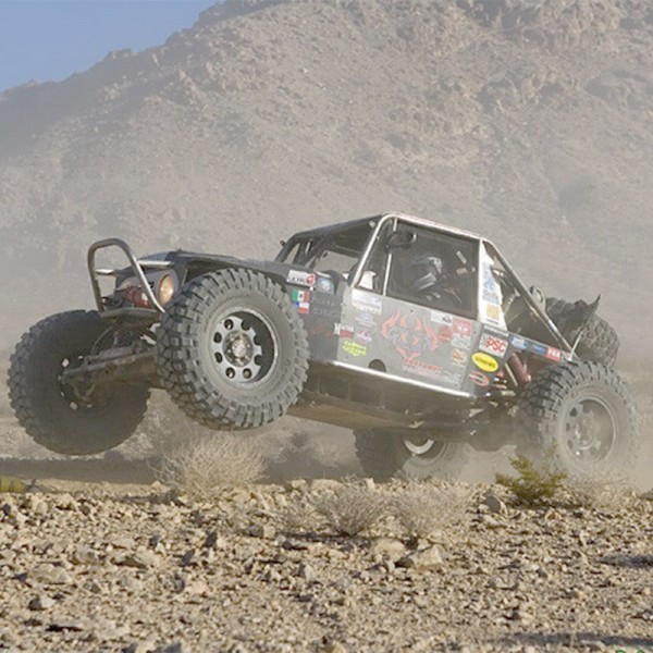 King of the Hammers race car