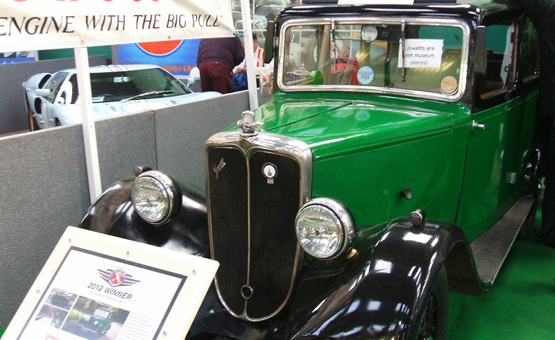 1934 Jowett Long Four