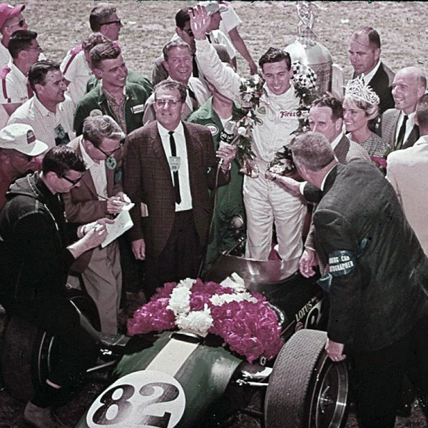 1965 Indy 500 Winner Jim Clark