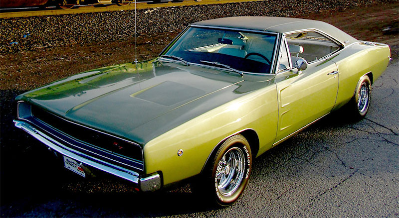 Troxell Auto Sales >> 1968 Dodge Charger R/T | TireBuyer.com Blog