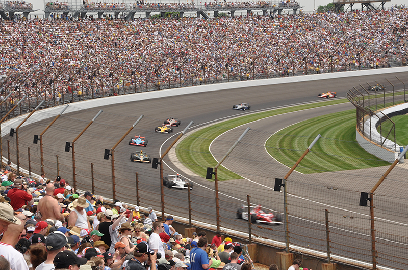 Indianapolis Race Day 2011