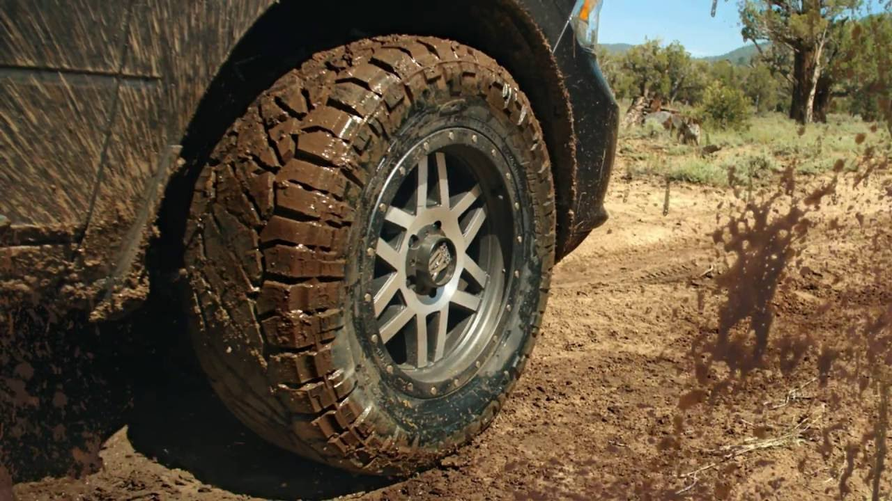 Coming soon: The Nitto Ridge Grappler tire | TireBuyer.com ...