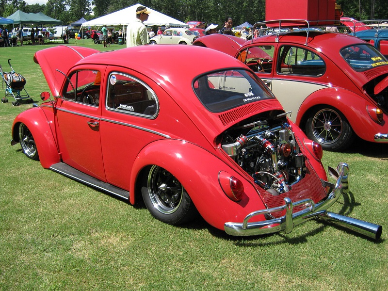 Most Stoked – Best Engine Award'64 Beetle