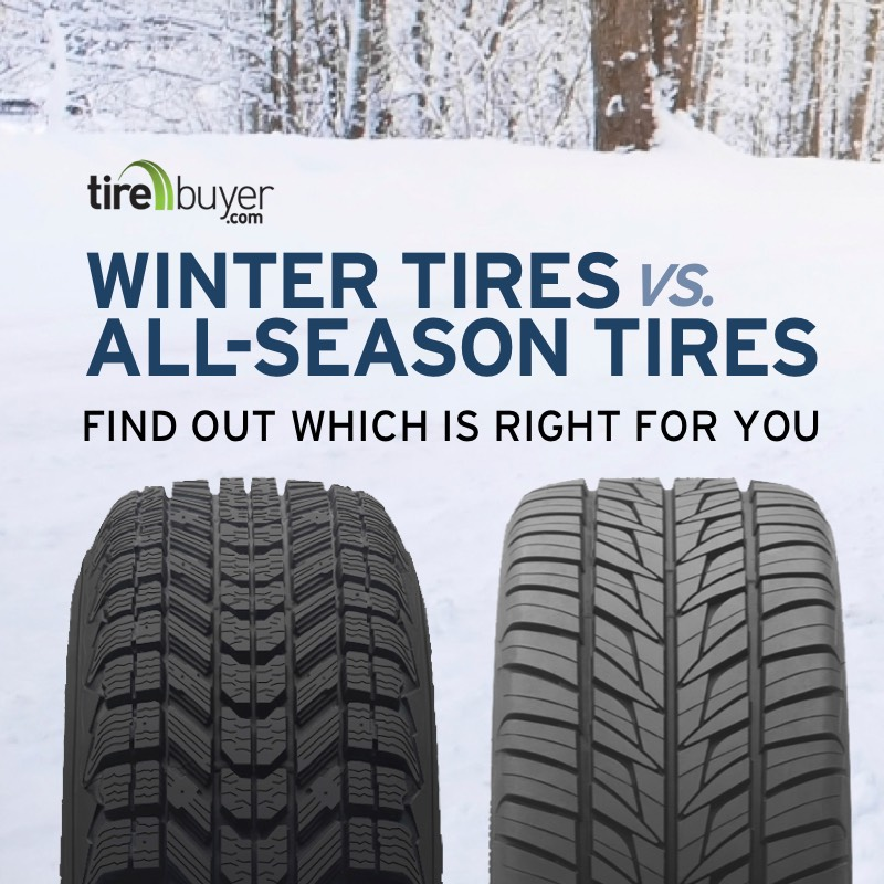 Winter Tires All Year Round | Autos Post
