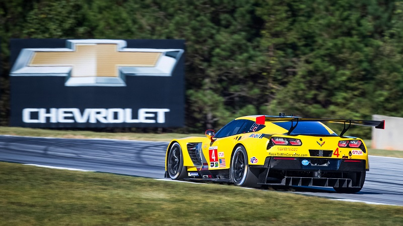 Chevrolet and Corvette Racing sweep IMSA Championships at Petit Le Mans