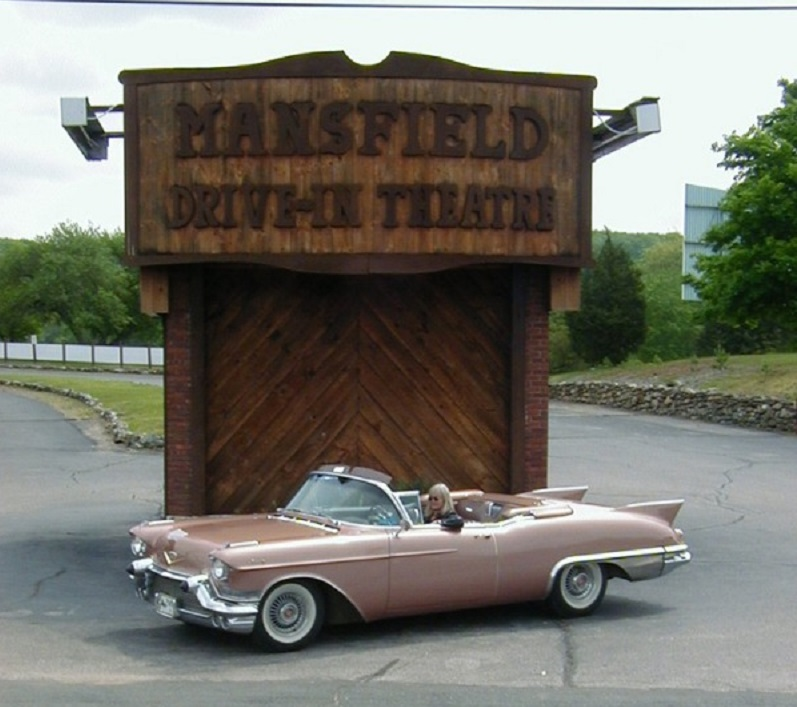 Mansfield Drive-In Theater