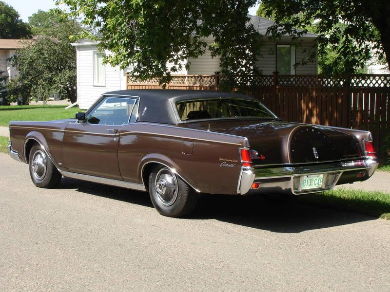 Cars We Love 1971 Lincoln Continental Mark Iii