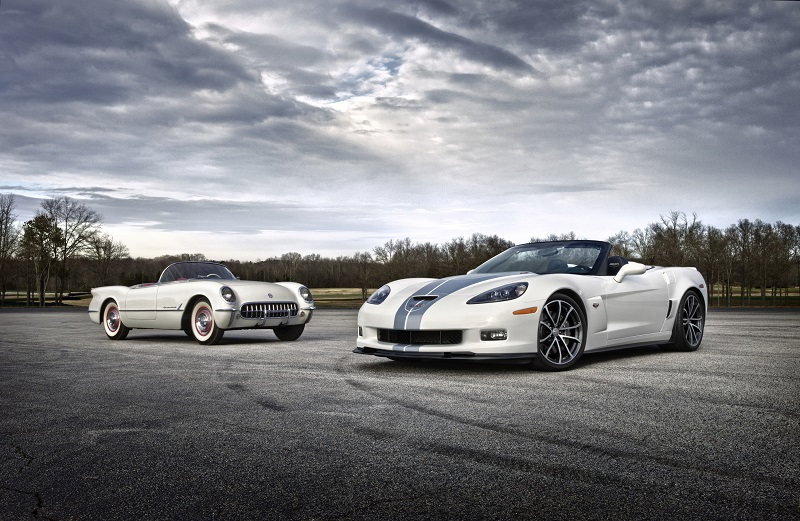 2013 Corvette 60th Anniversary 427 Convertible