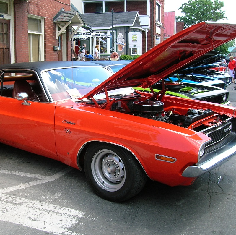 Cars We Love: 1970 Dodge Challenger | TireBuyer.com Blog