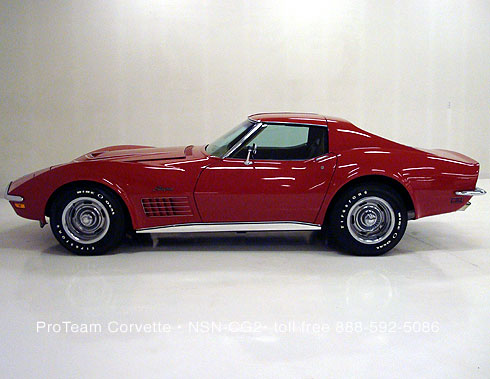 Corvette-LT-1ZR-1 Side
