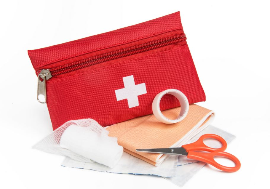 Car ips for Moms on the Go_First Aid Kit