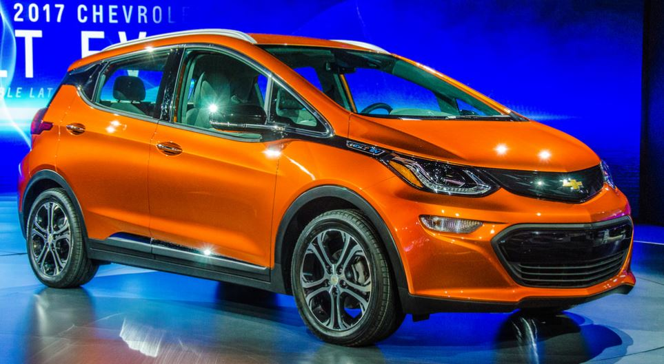 Chevy Bolt_Dave Pinter