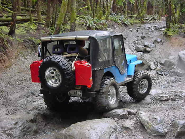 Trail Jeep