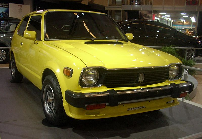 1973-1975 Honda Civic 3-Door