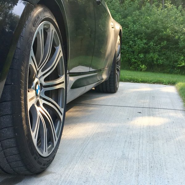 Staggered 265/245 Setup on BMW