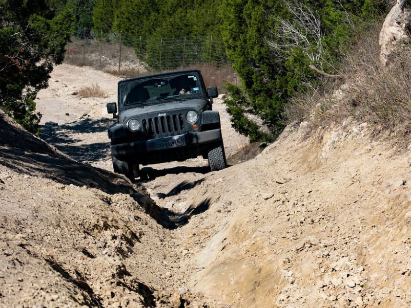 A Guide To The Top 3 Off Roading Locations In Texas