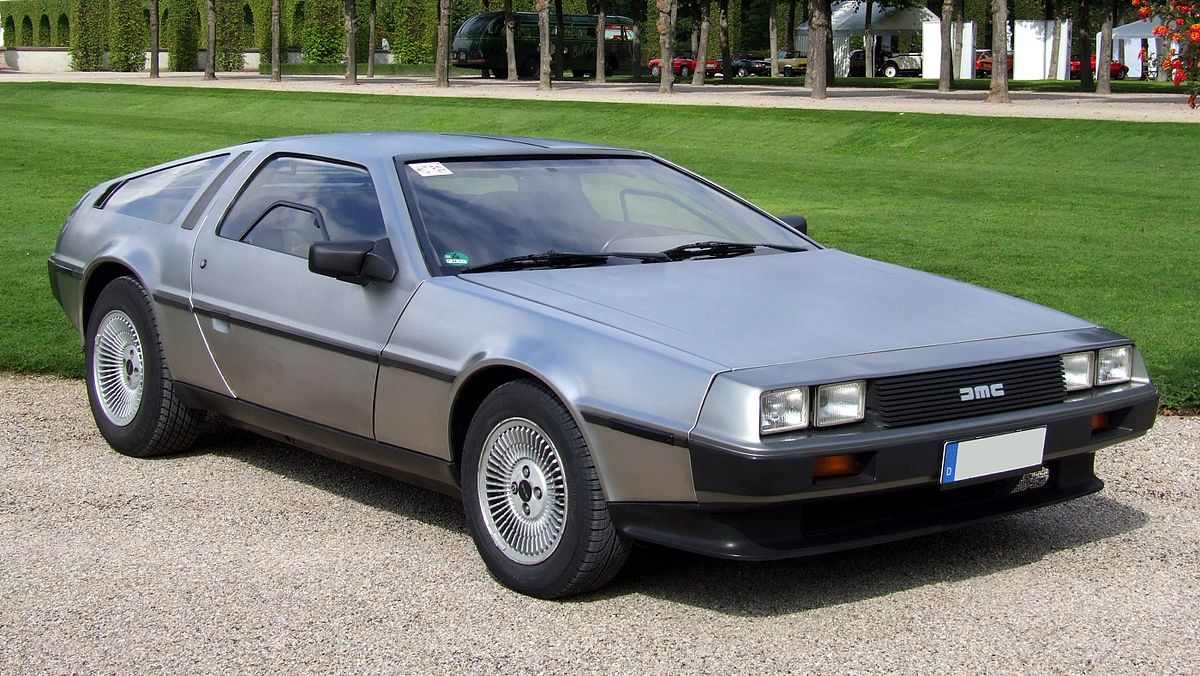 Lotus Esprit 2018 >> Cars We Love: 1981-1983 DeLorean | TireBuyer.com Blog