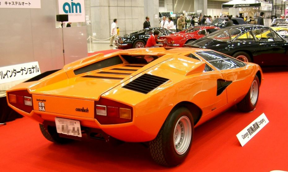 Cars We Love 1974 Lamborghini Countach LP400