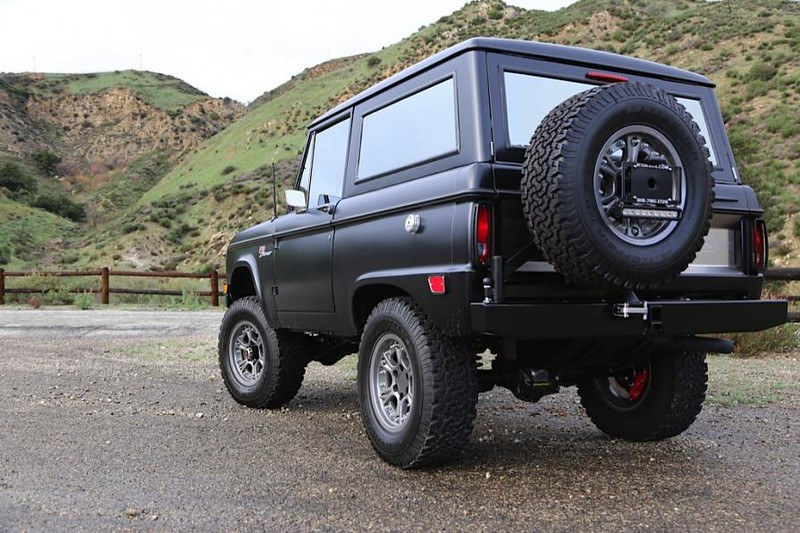 Bronco full hard top
