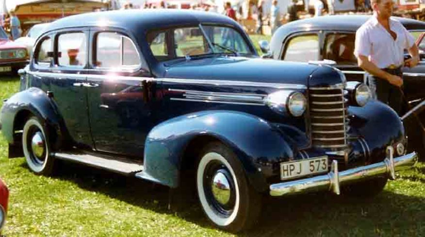 Oldsmobile Series 1937