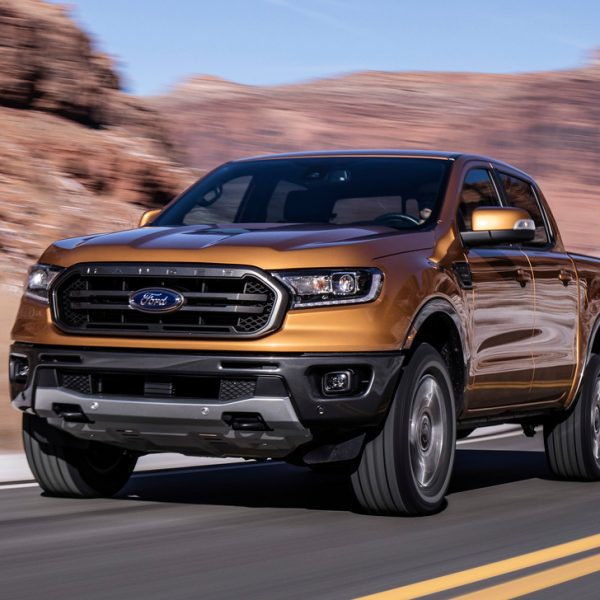 2019 Ford Ranger price