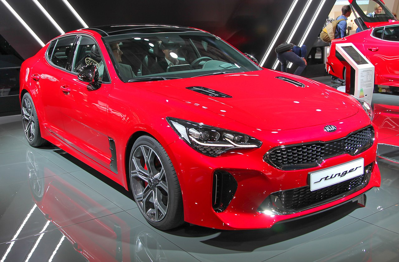 buy Kia Stinger near me