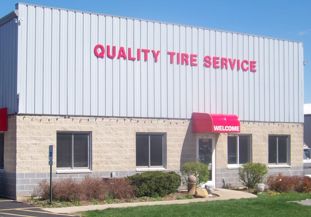 Quality Tire Service near me