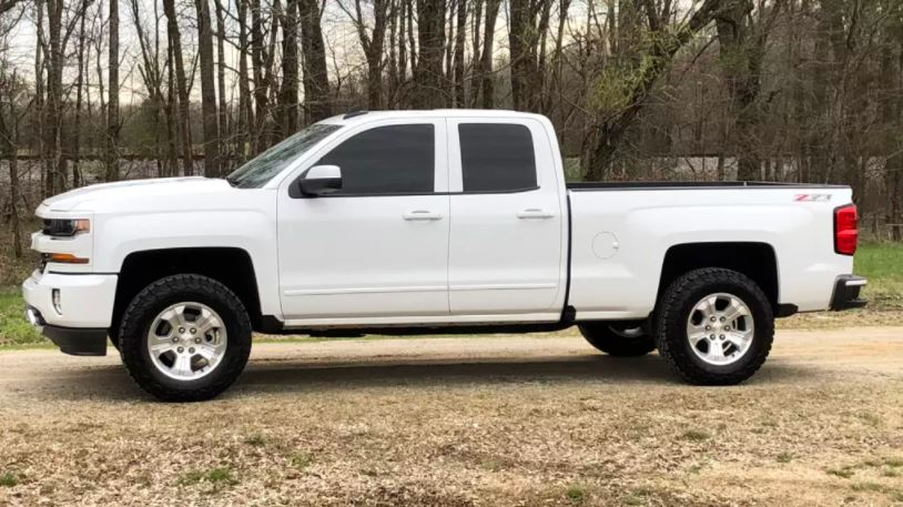 Chevy and All terrain