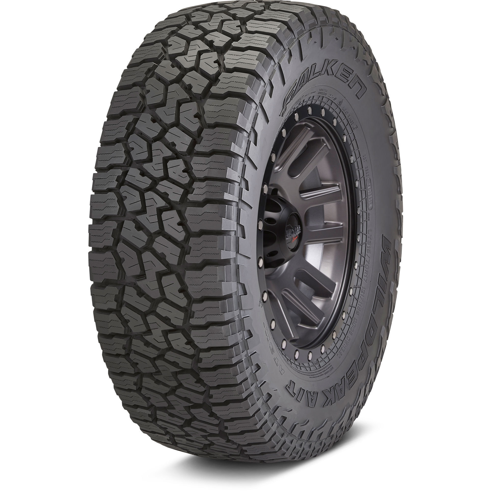 Falken wildpeak tires