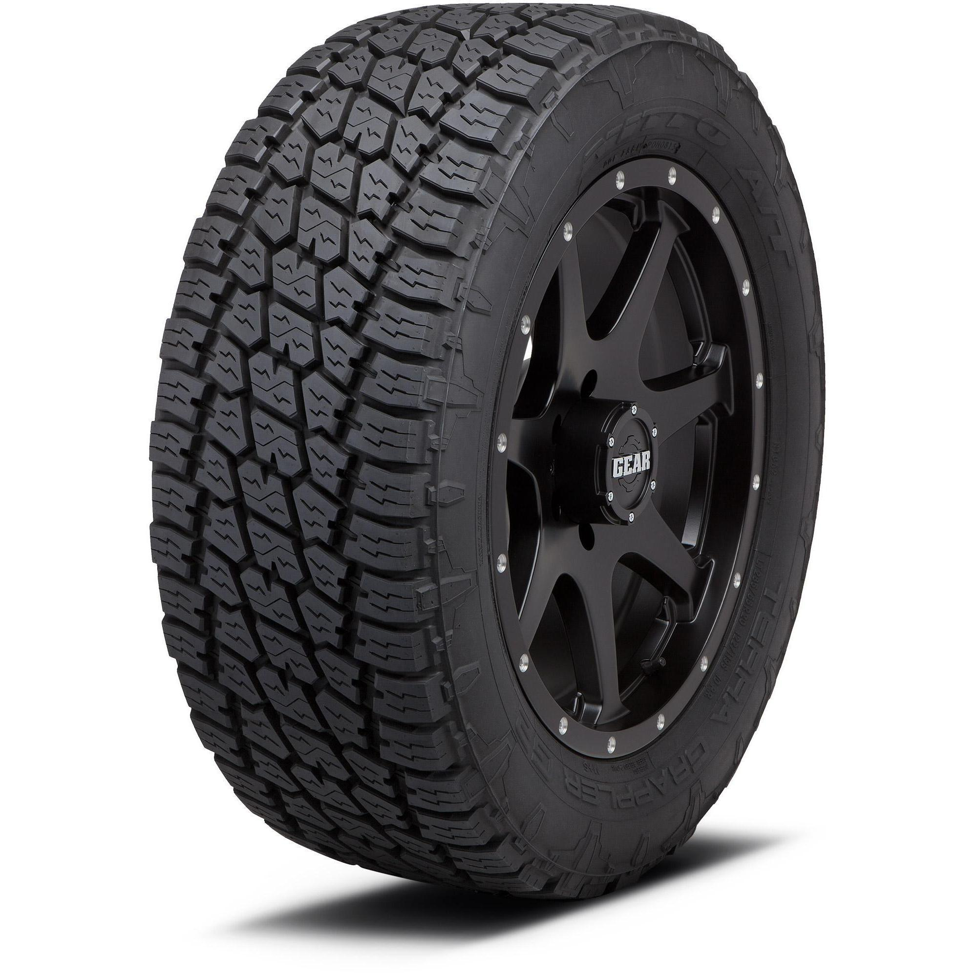 nitto tires cost