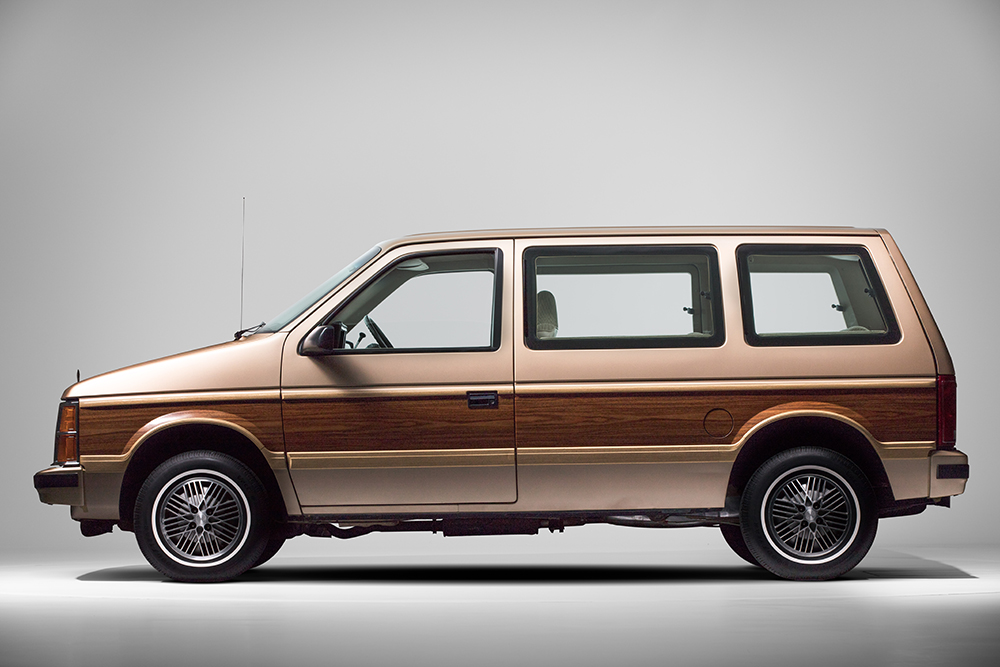 You May Not Have Ever Considered Yourself A Revolutionary But If Your Family Owned One Of Chrysler S First Generation Minivans Then Were Part