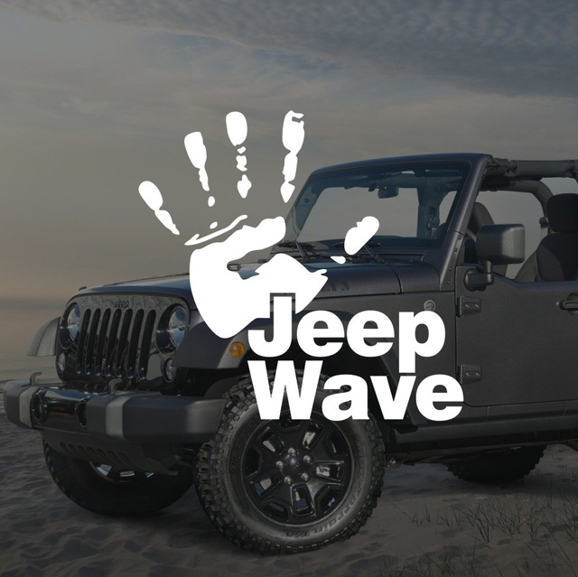 The Jeep Wave