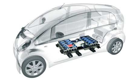 The Electric Car Battery Switch