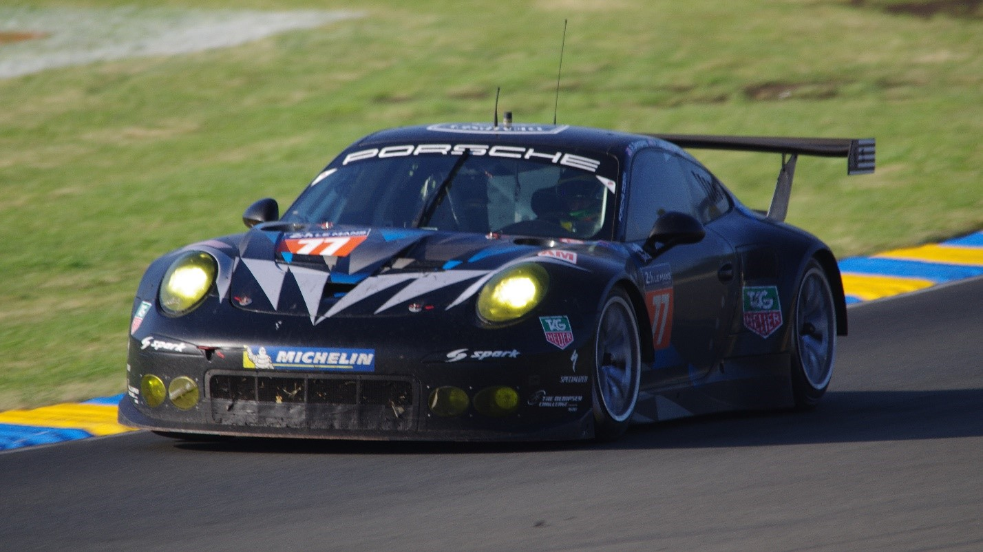 Patrick Dempsey And The Growing Resumea Look At Actorrace Car